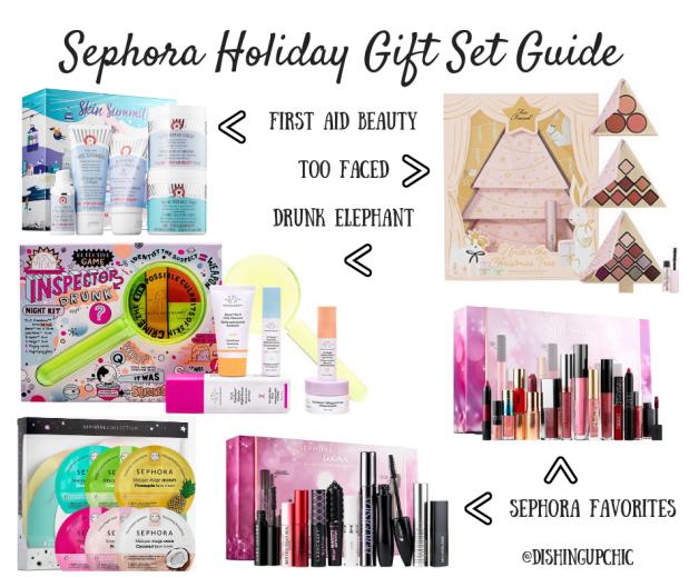 Sephora Gift Guide